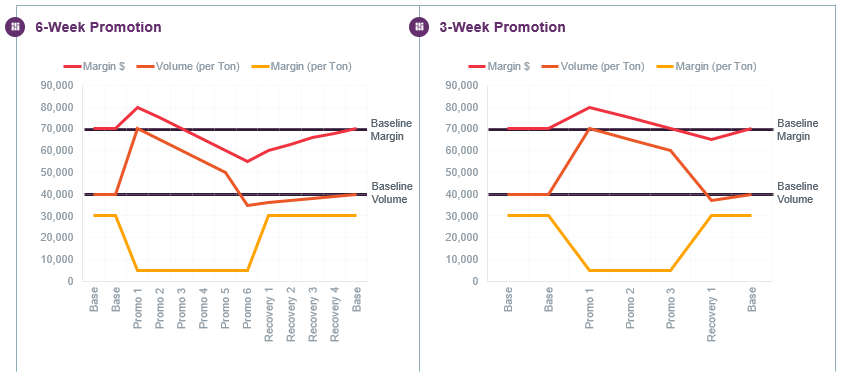 duration of the promotion