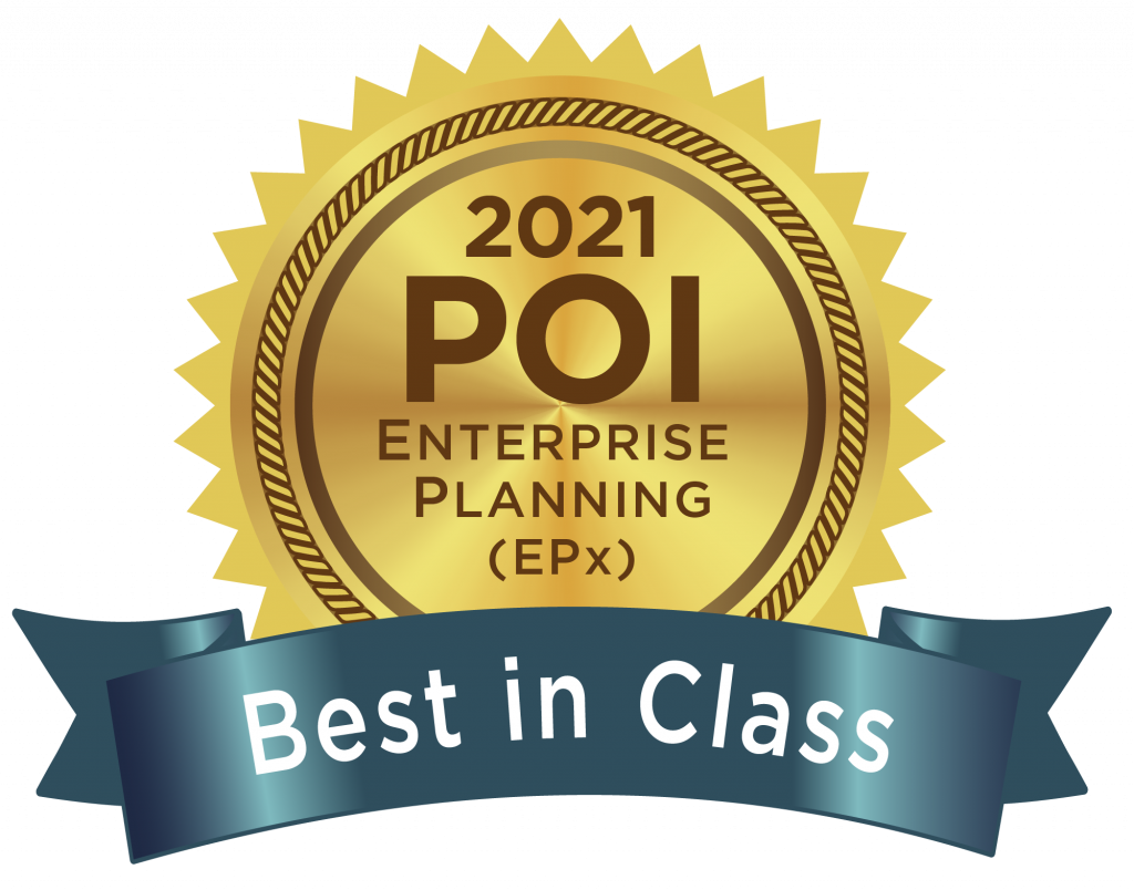 POI 2021 EPx report